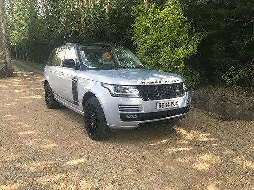 Range Rover Vogue TDV6