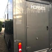Haras Two Horsebox