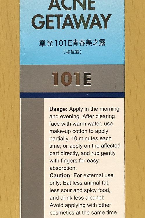 Acne facial wash