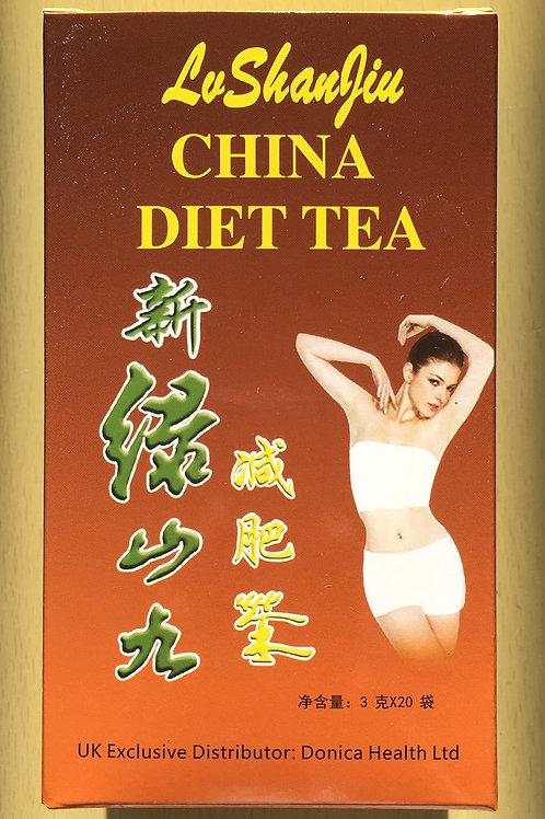 LuShanJiu Slimming Tea