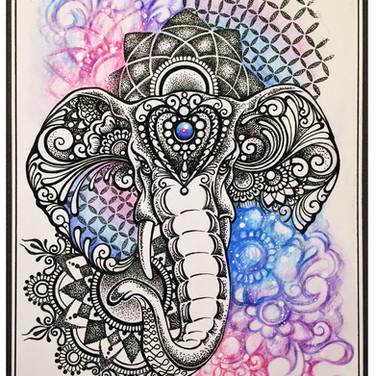 Cosmic Elephant