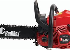 Scie à chaîne Redmax GZ7000 mini