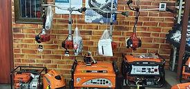 Ducar génératrice, pommpes à eau, déchiqueteuse, laveuse à pression , moteur à essence en vente chez Lamontagnesport.ca