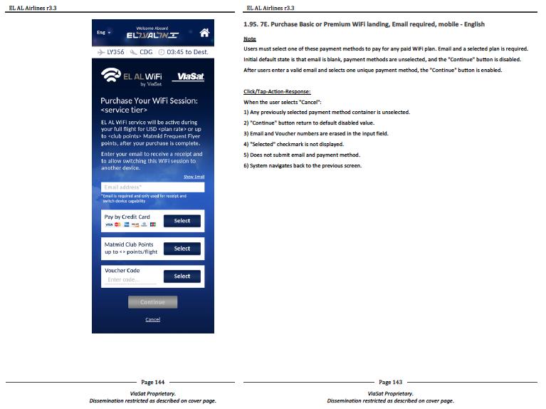 ELAL1 purchase WiFi mobile