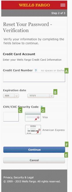 11. mobile PW change - verify CC info