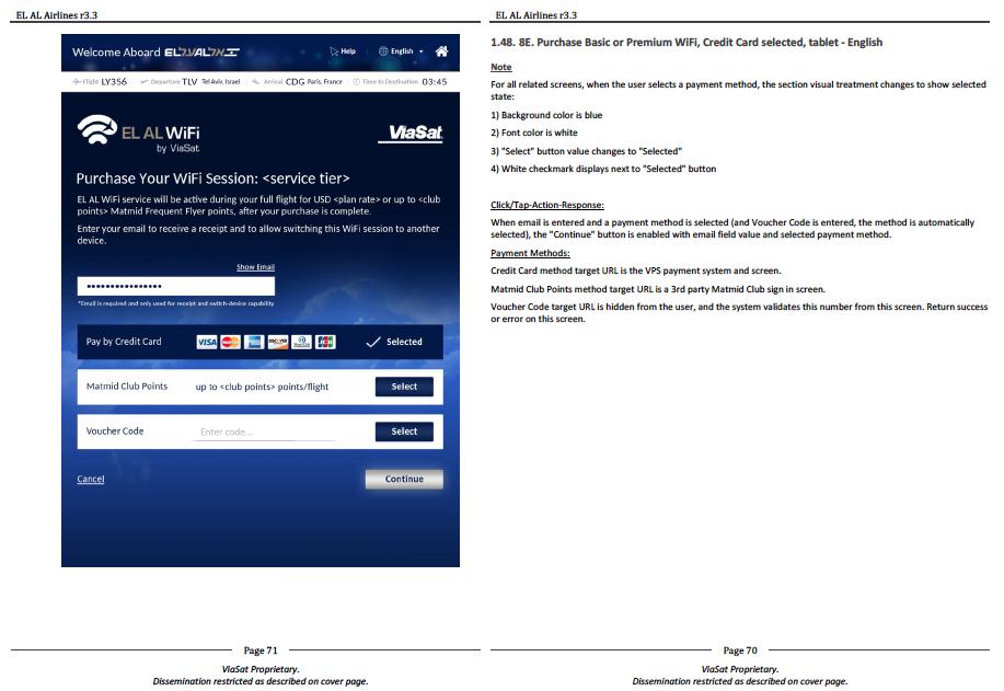 ELAL3 tablet annotations screen