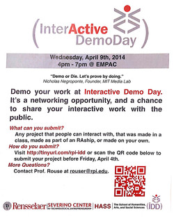 RPI Interactive Demo Day