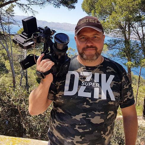 Producent Teledysków, Kamerzysta, operator, kamera, Sony , 4k , Wideo Music Video , Teledysk