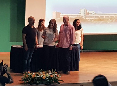 Lab's students receive distinction