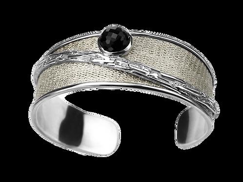 Bracelet Nouveau Onyx