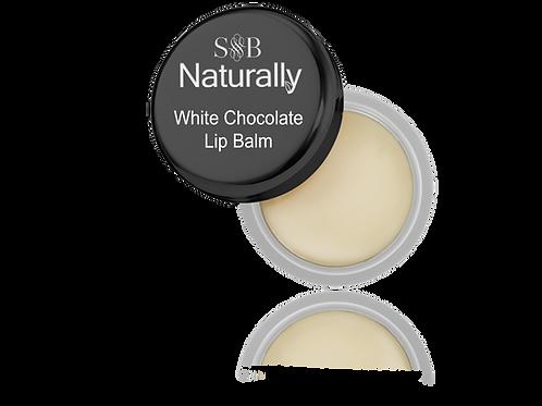 White Chocolate Lip Balm / Bálsamo labial de chocolate blanco