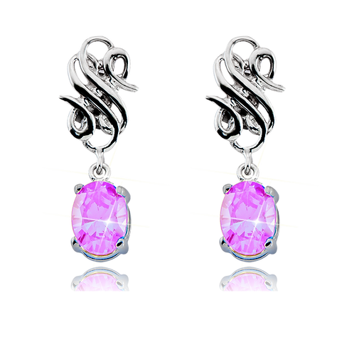 Emblem Legacy Earrings Rosa