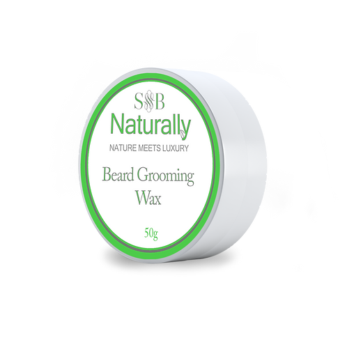 Beard Grooming Wax