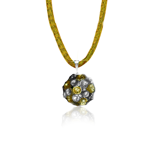 Honey Comb Necklace Limited for Bee2be