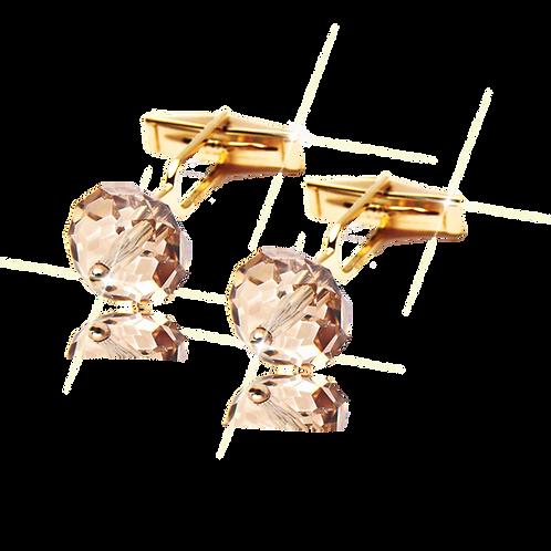 Gold Sphere Cufflinks