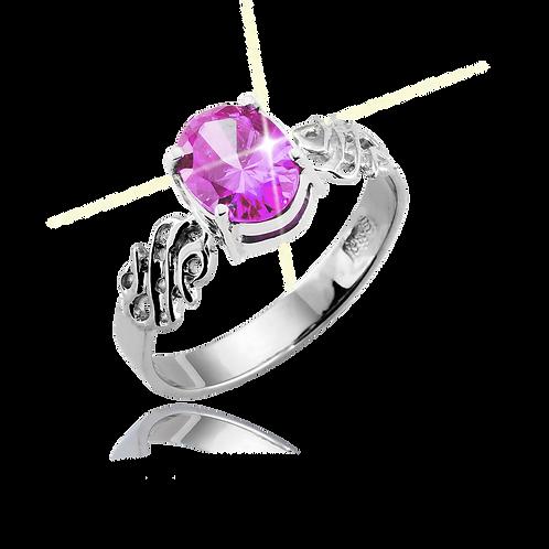 Emblem Legacy Ring Oval Rose