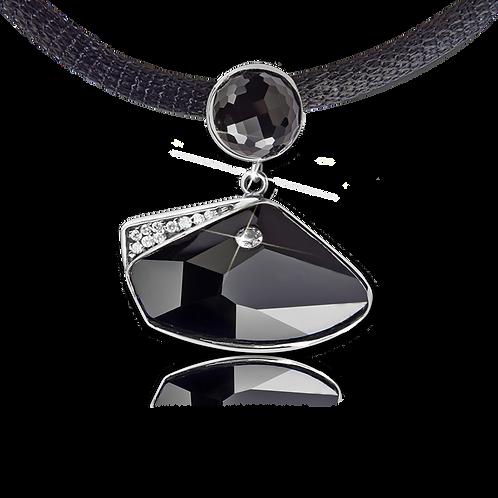 Elegance Necklace Onyx