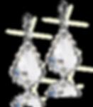 Chandelier Earrings Silver.png