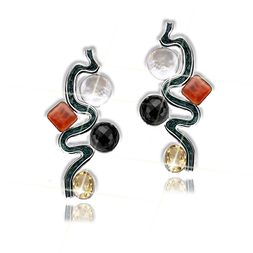 El Camino Earrings