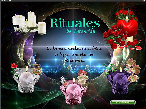 RITUALES DE INTENSION