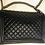 Thumbnail: Chanel boy caviar leather like new