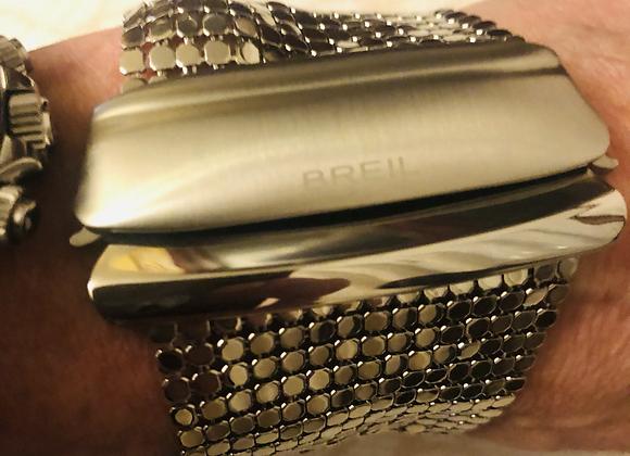 Breil silver bangle new