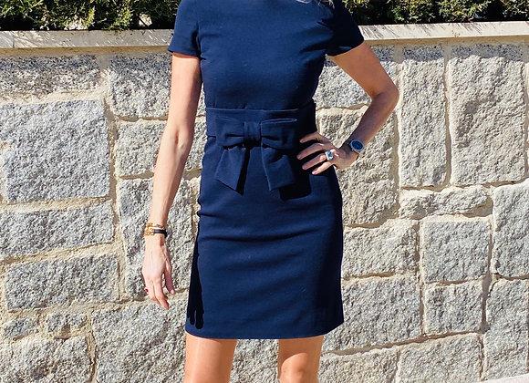 Gucci blue lace dress
