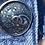 Thumbnail: Chanel jeans jacket size s