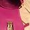 Thumbnail: Louis Vuitton art deco bag ,trapezie model new