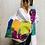 Thumbnail: Chanel set bag + towel for beach