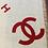 Thumbnail: Chanel twoo tone scarf