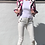 Thumbnail: Dsquared jacket short in cotton size 42italy like  s ,preowner like new