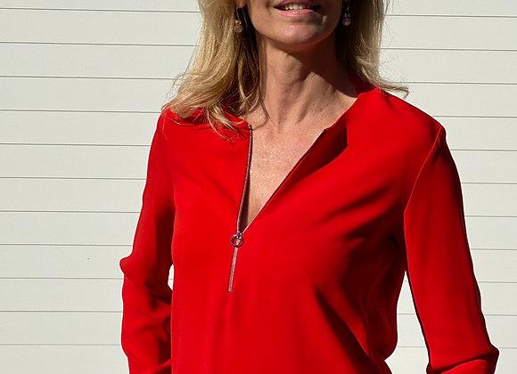 Stella mccartney red shirt