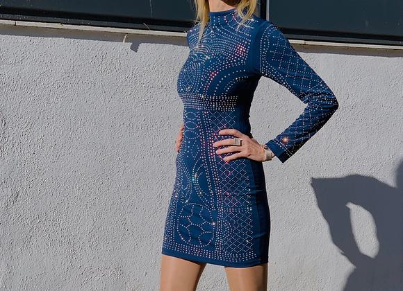 thannac  dress elastic size s