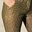 Thumbnail: Etro gold pants size 36 italy preowner
