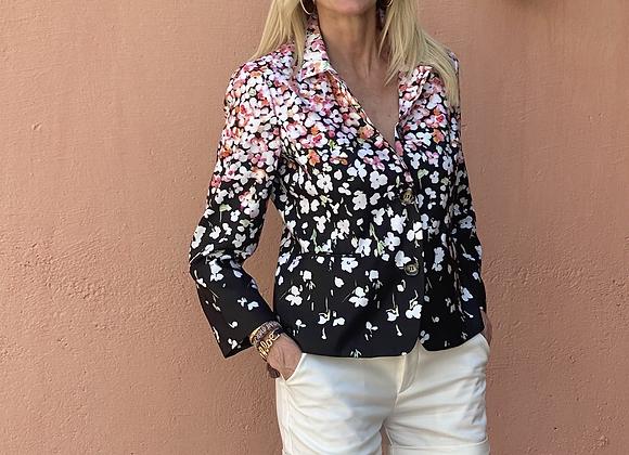 Valentino  flowers jacket new size m