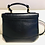 Thumbnail: Marni black leather shoulder bag new