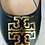 Thumbnail: Tory burch wedge black leather size 38