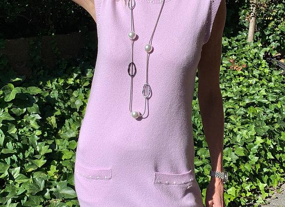Chanel wool dress never worn size s