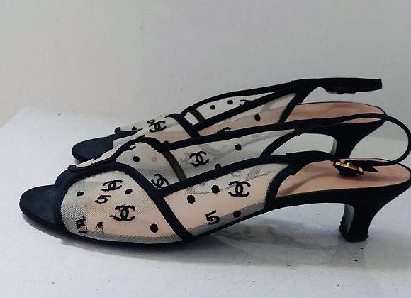 Chanel sandals numero 39'5