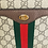 Thumbnail: Gucci bag monogram in canvas and leather