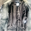 Thumbnail: Chanel  gray leather jacket size 38