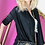Thumbnail: Gucci black marmont bag new with box