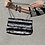 Thumbnail: Chanel reissue sequins black and silver bag