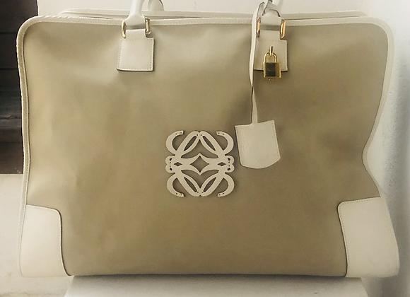 Loewe  amazona canvas bag
