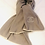 Thumbnail: Chanel cashmire beige scarf new