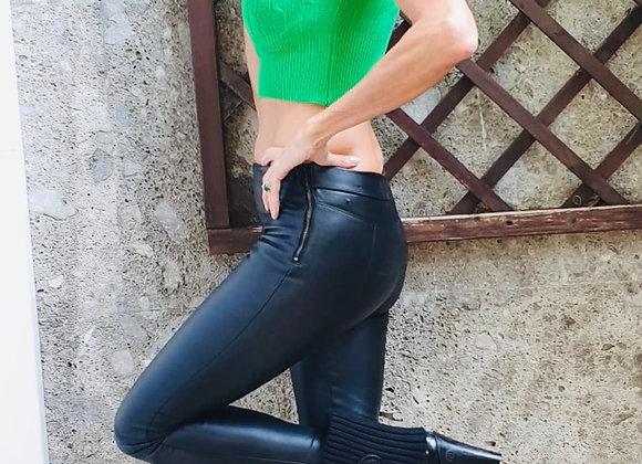 Gucci black boots guccissima