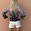 Thumbnail: Valentino  flowers jacket new size m