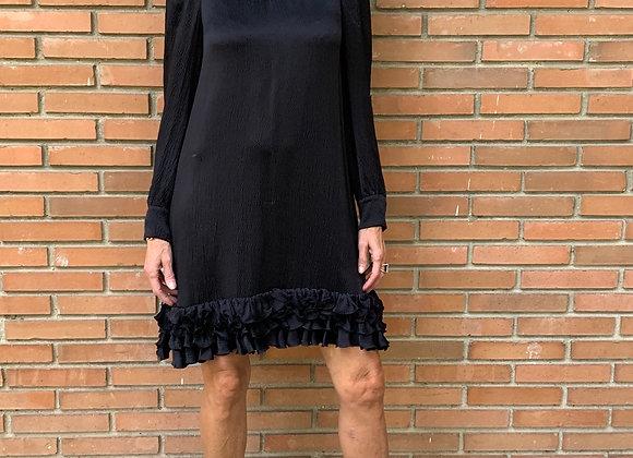 Balenciaga silk dress preowner perfect condition size  42 but running also 44 pr