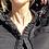 Thumbnail: Valentino black jewel jacket size s